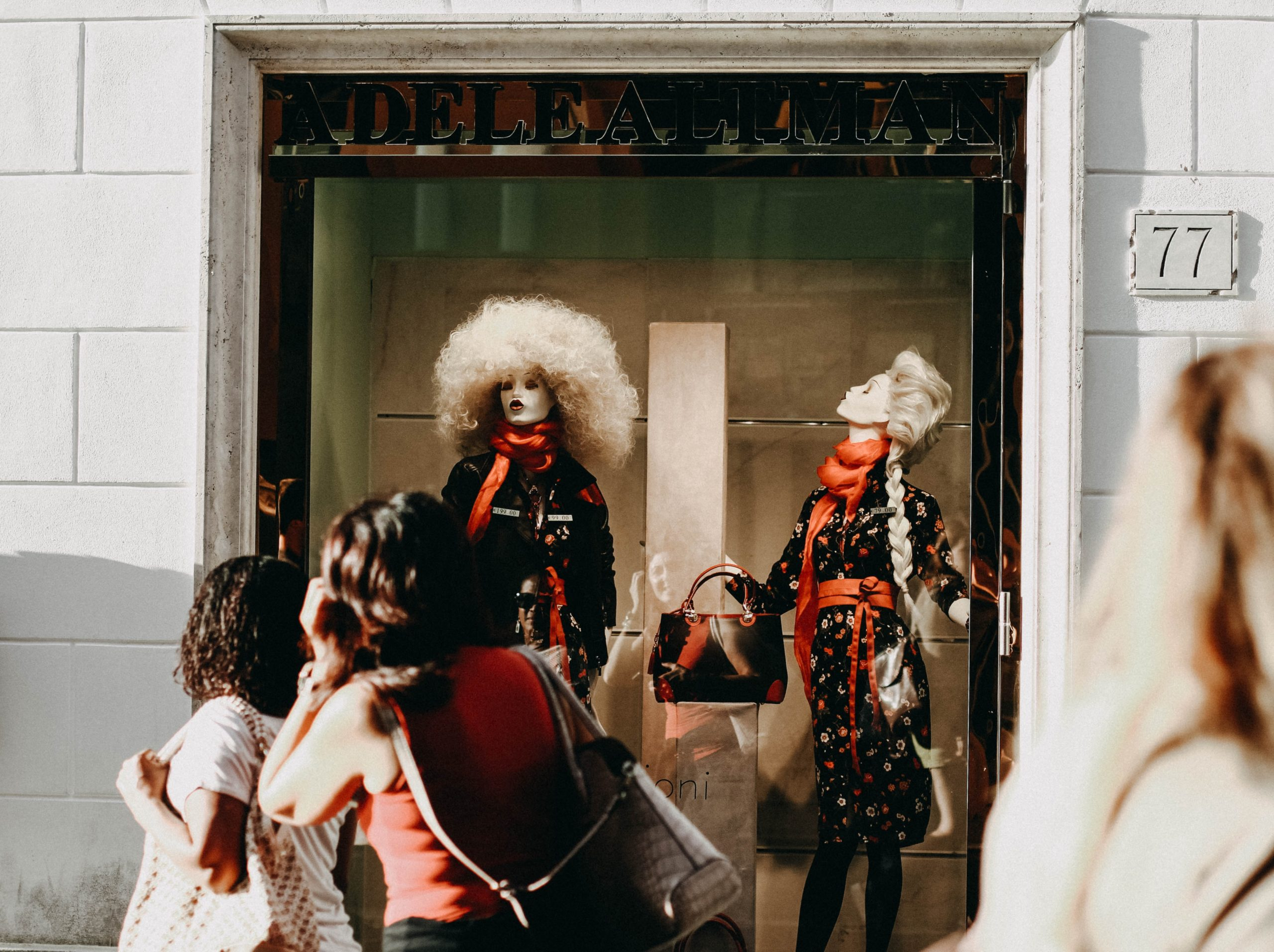Guerilla Stores sind wie Pop-Up Stores