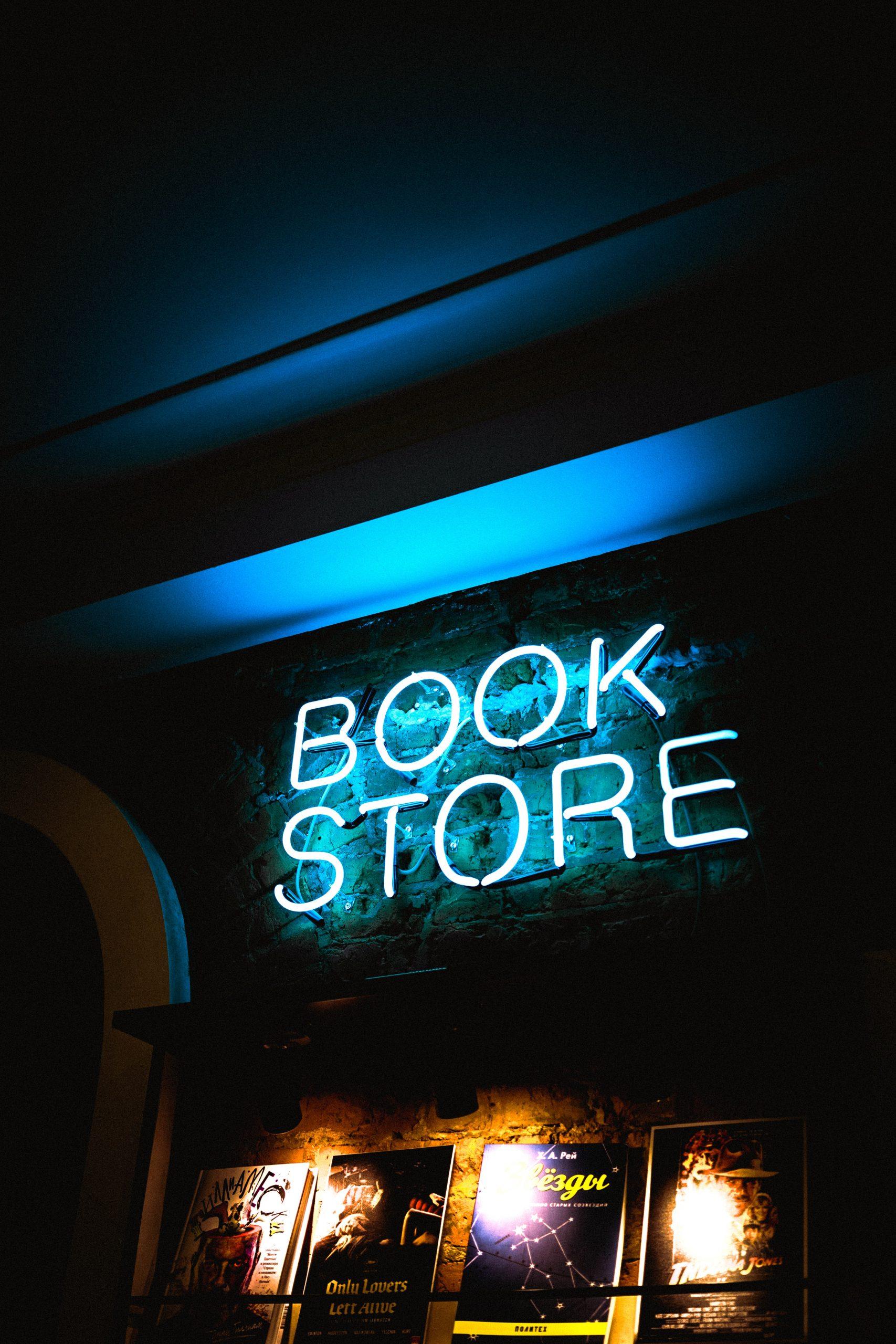 Lightning Pop-Up Bücher Store